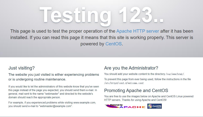 在CentOS 8上安装与配置Apache虚拟主机在CentOS 8上安装与配置Apache虚拟主机