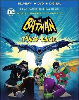 蝙蝠侠大战双面人 电影海报
