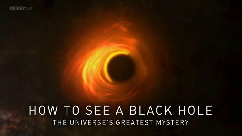 如何看见黑洞:宇宙的终极秘密海报