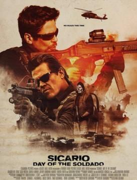 边境杀手2:边境战士 电影海报