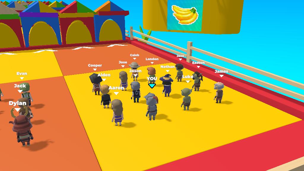 60dd1ba15132923bf85b38ea 类似糖豆人的趣味闯关游戏--手机版糖豆人