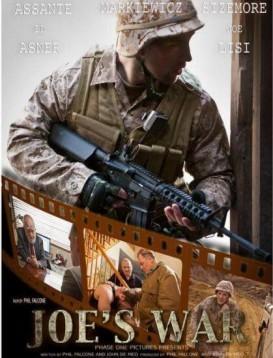 乔的战争/心灵战场海报