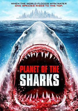 鲨鱼星球海报