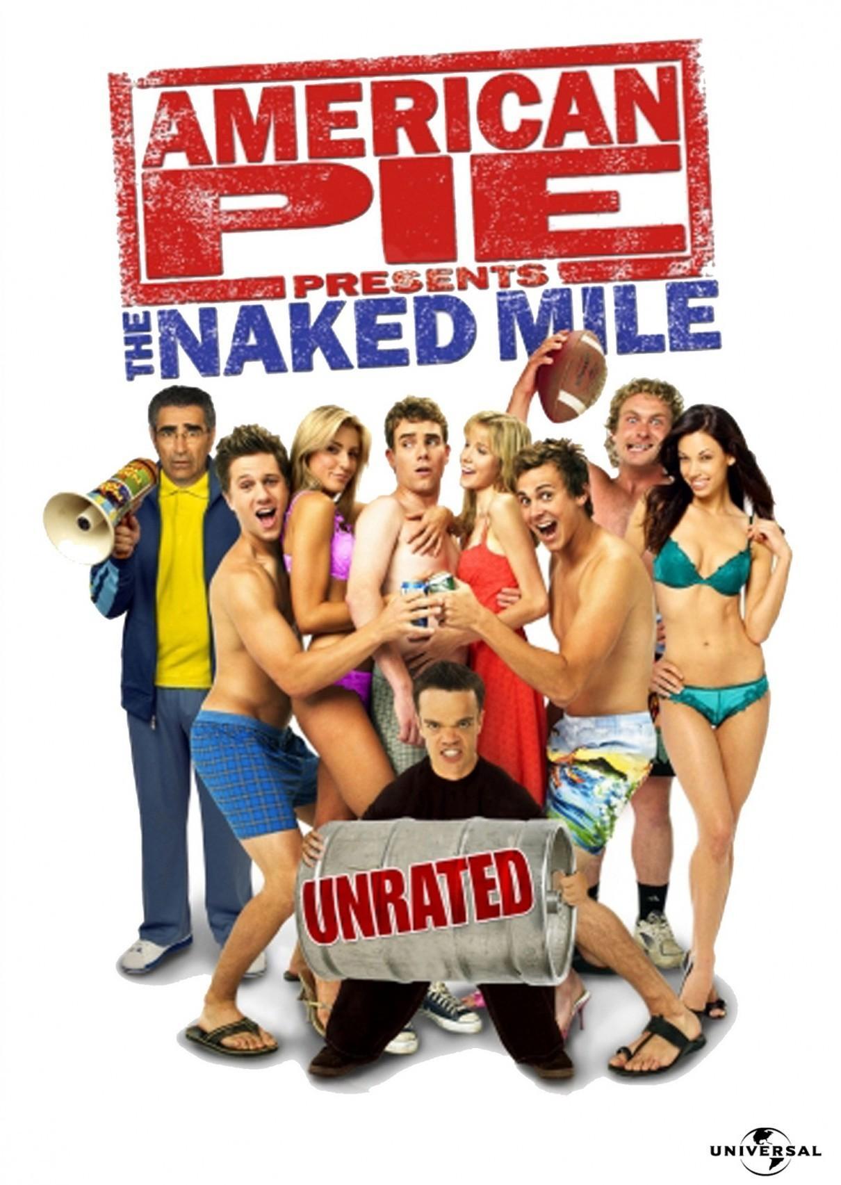 美国派5:裸奔 电影海报