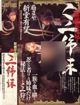 女忍者姐妹海报