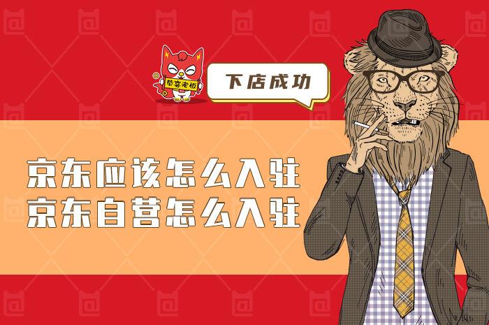 京东开店的要求和费用(京东商家入驻需要什么条件)插图(1)