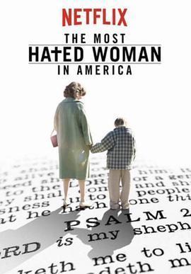 美国最可恨的女人 电影海报