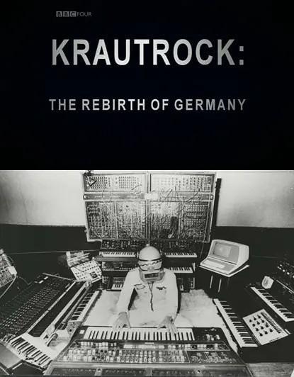 德国前卫摇滚:重生的德国海报