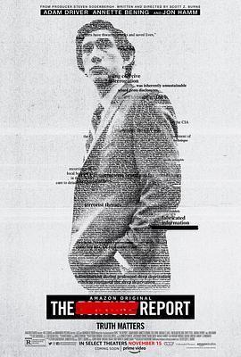 酷刑报告海报