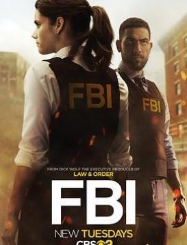 联邦调查局 FBI海报