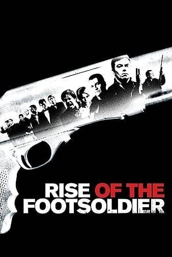 从足球流氓到黑帮崛起 电影海报