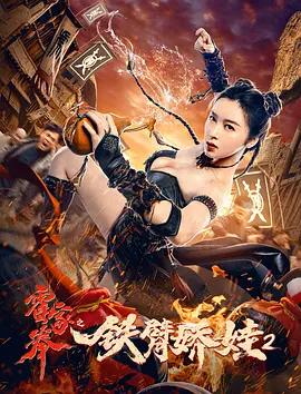 霍家拳之铁臂娇娃2海报
