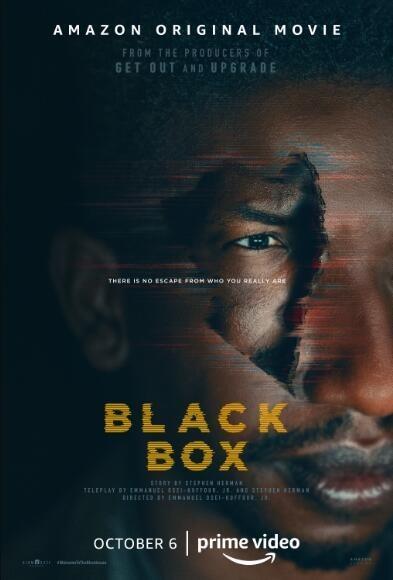 黑盒子海报