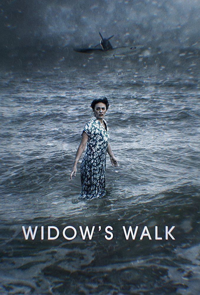 寡妇之行海报