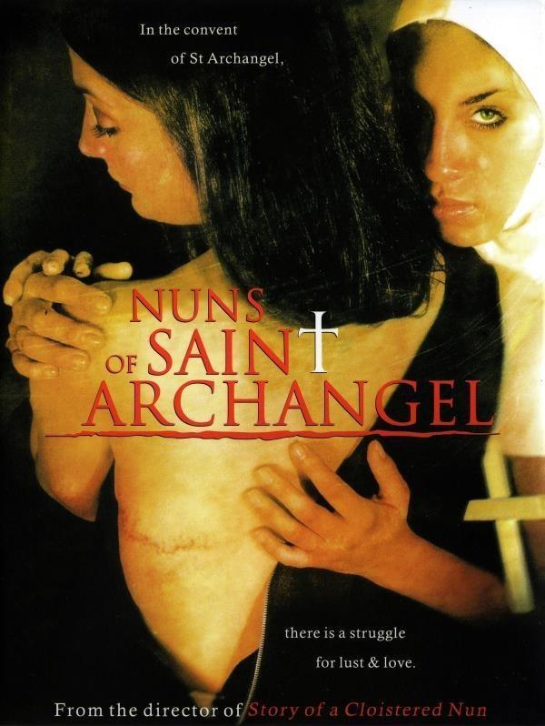 修女禁爱-费罗纳的修女们海报
