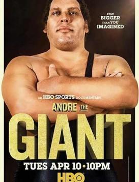 巨人安德雷海报