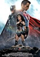 蝙蝠侠大战超人:正义黎明海报