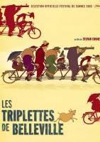 疯狂约会美丽都 Les triplettes de Belleville