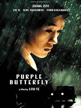紫蝴蝶  电影海报