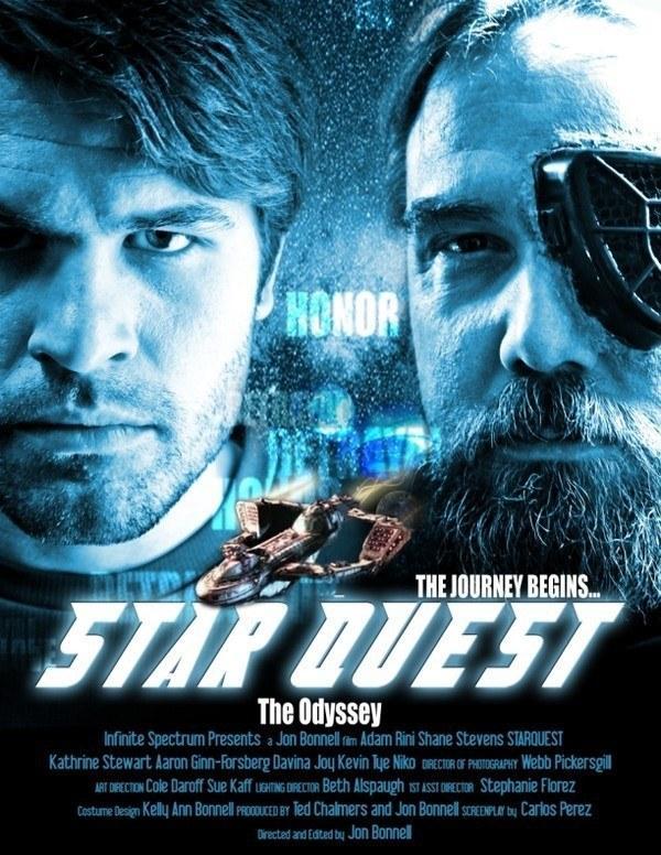 星际之旅:奥德赛 电影海报