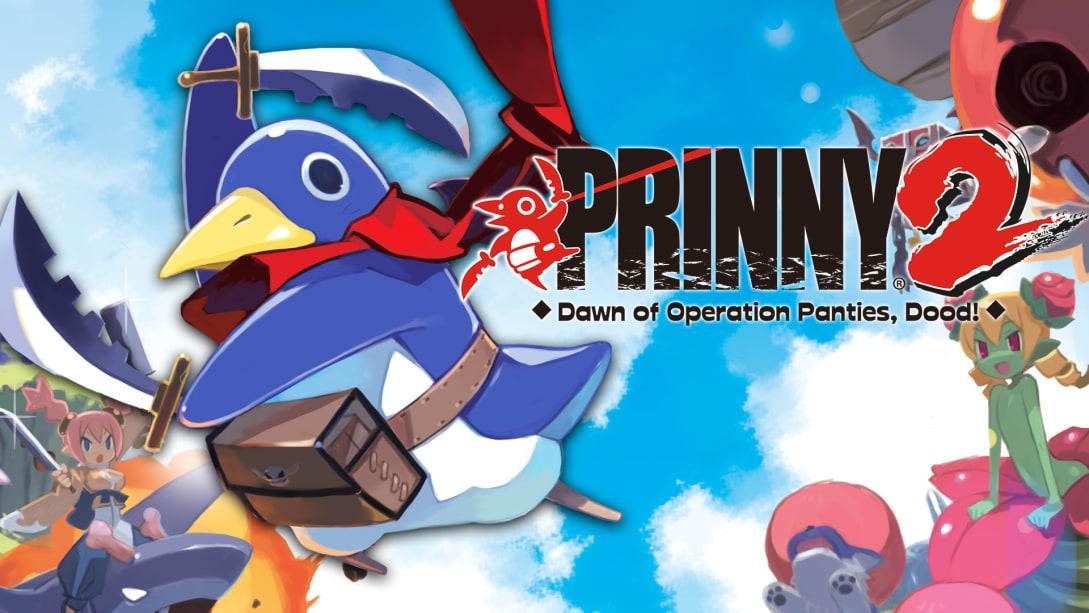 普利尼2 特攻游戏!晓之裤裤大作战(Prinny 2: Dawn of Operation Panties, Dood!)插图6