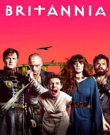 不列颠尼亚 第三季海报