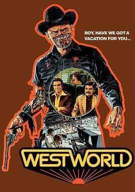 西部世界 电影海报