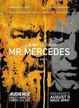 梅赛德斯先生第一季海报
