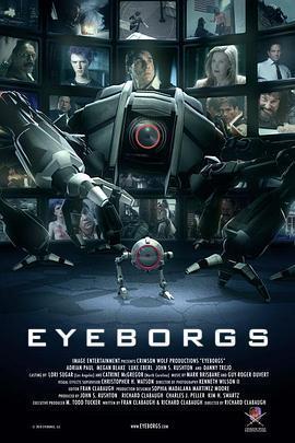 眼球战机 电影海报