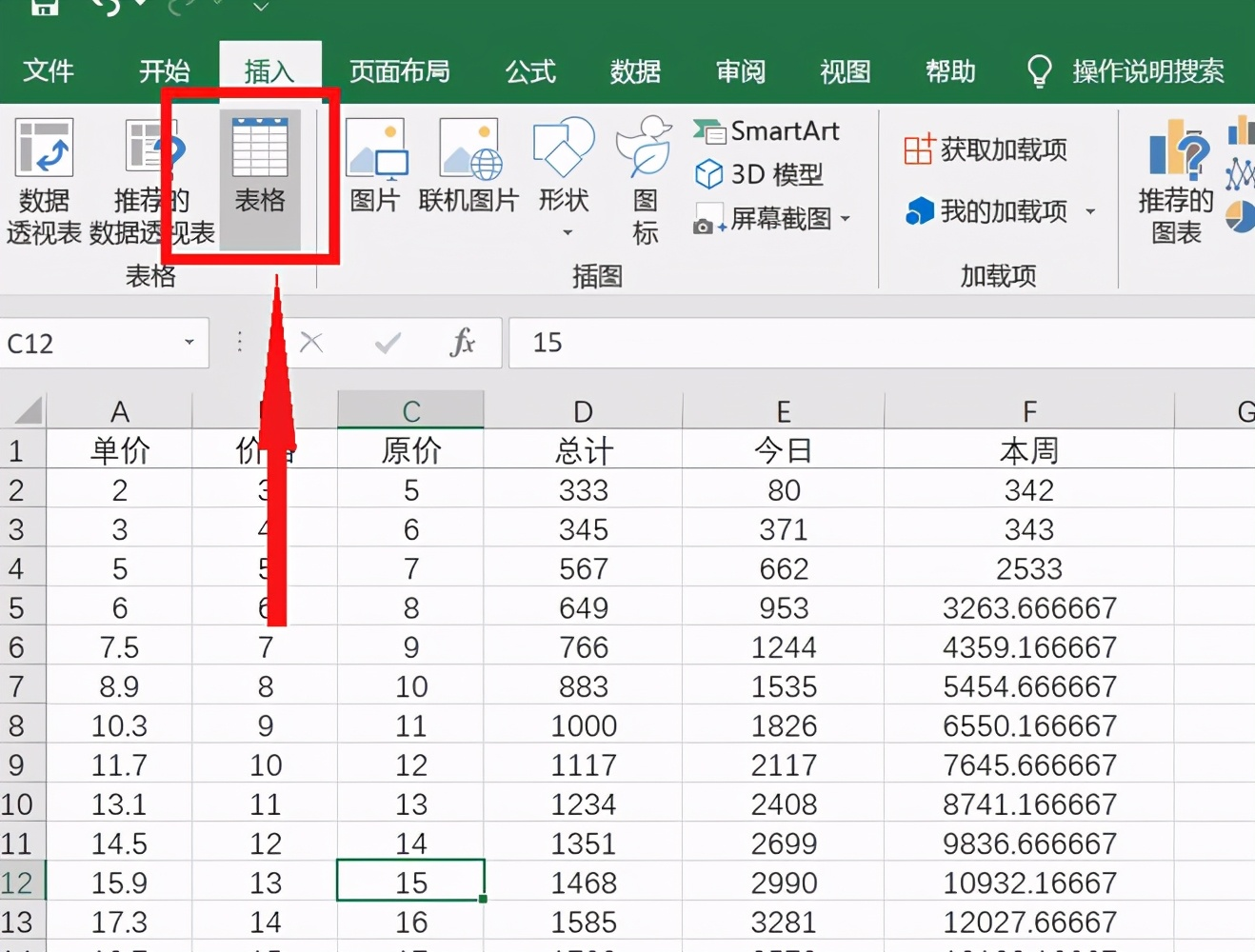 Excel表格技巧—数据统计表格怎么做