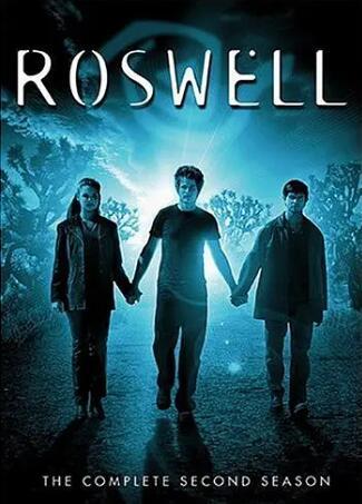 罗斯威尔 第三季海报