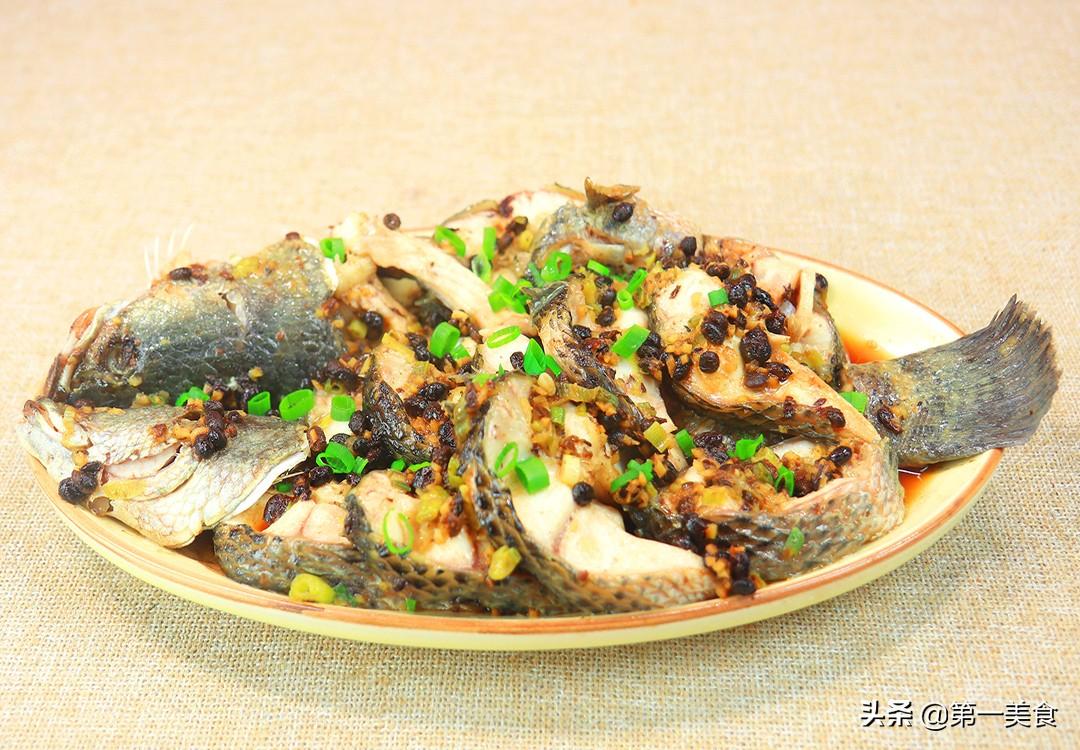 【豆豉鱼】做法步骤图 厨师长教你最简单的做法
