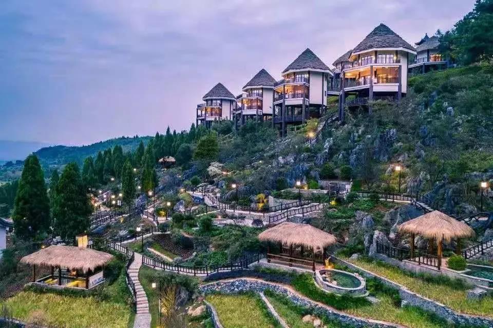展商风采|桂林山水甲天下,风情全州大碧头——大碧头国际旅游度假区
