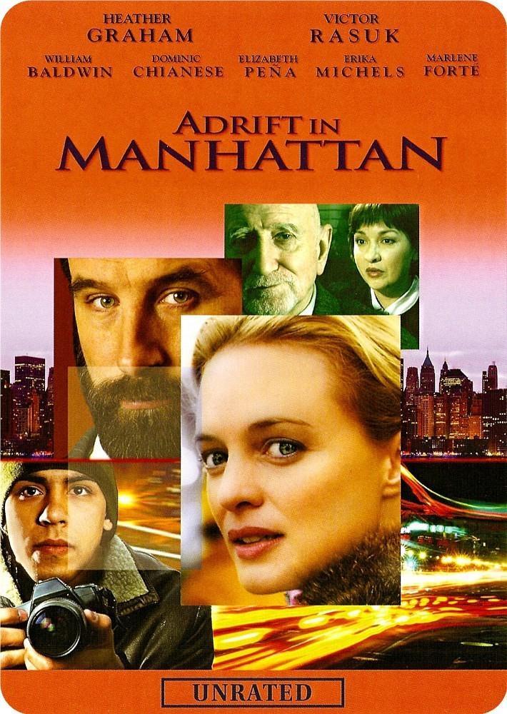 情迷曼哈顿/漂浮在曼哈顿海报