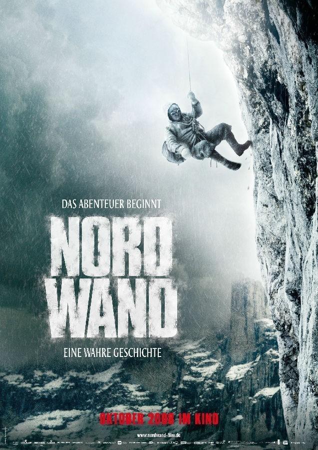 北壁 电影海报