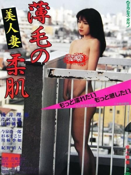 美人妻:薄毛的柔肌海报