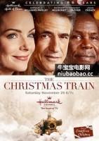 圣诞列车海报