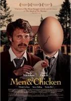男人与鸡海报