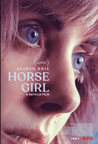 爱马的女孩海报