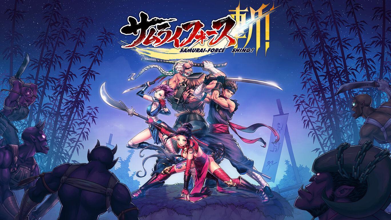 武士强力闪光 三力斩(Samurai Force Shing)插图4