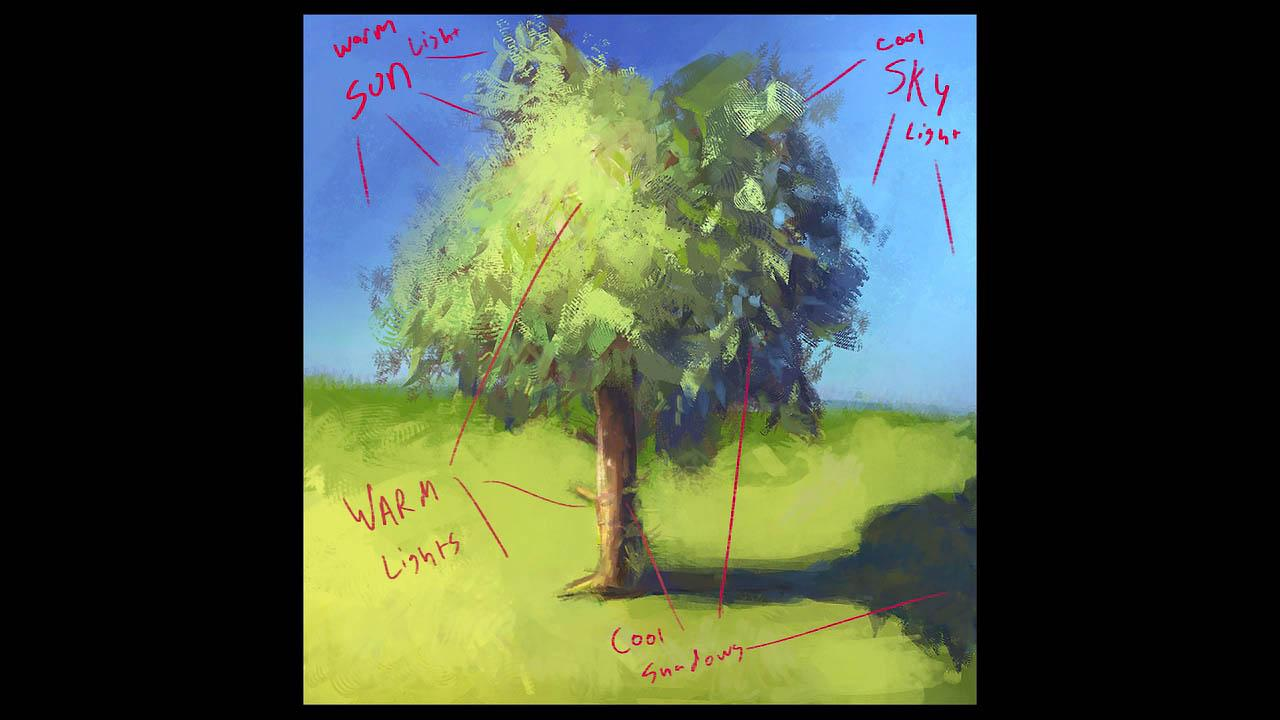 Color & Light: Add Drama to Your Art