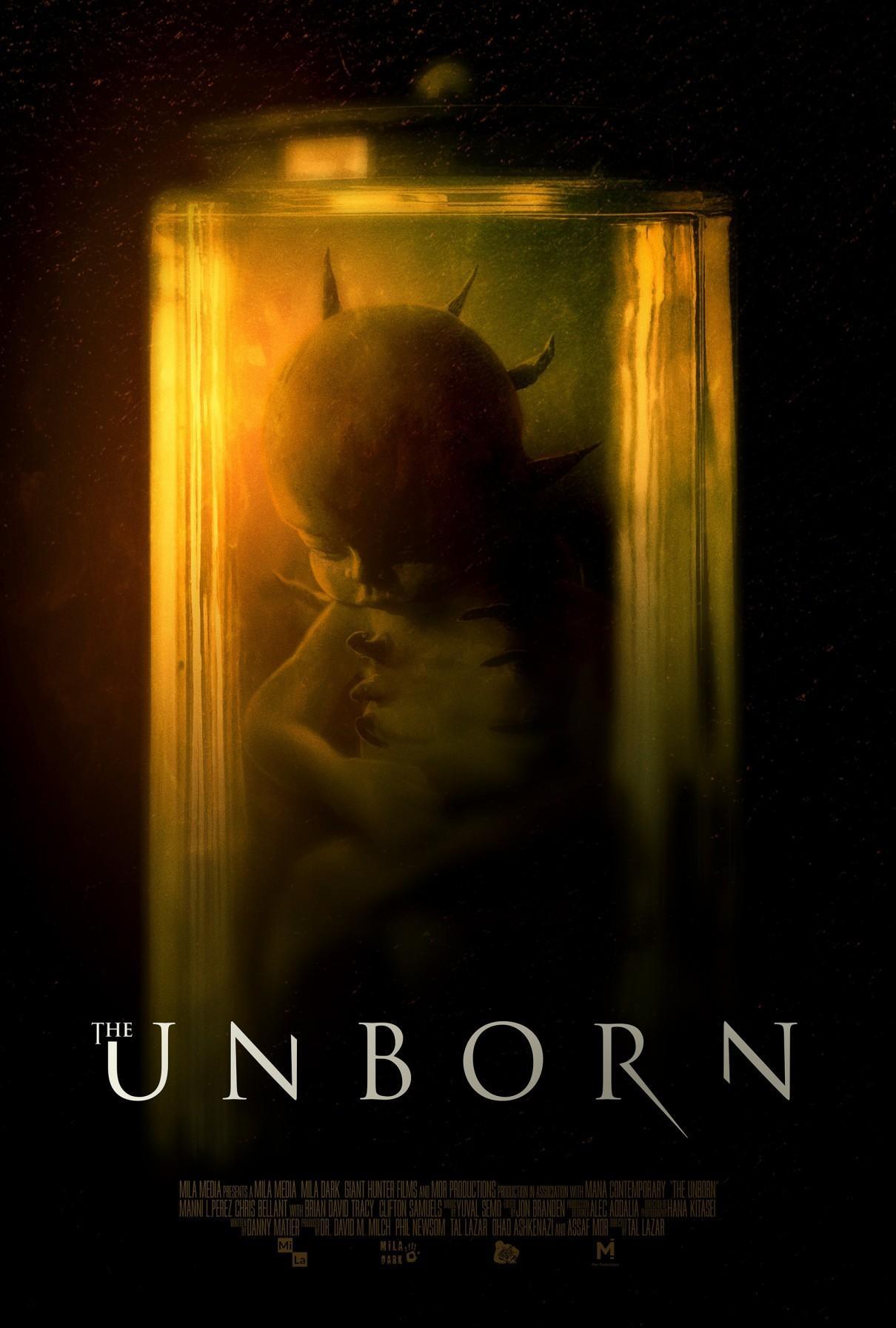 婴魂不散/死胎海报