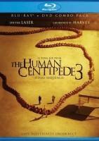 人体蜈蚣3海报