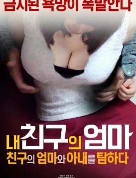 我朋友的妈妈:朋友的母亲和妻子 电影海报