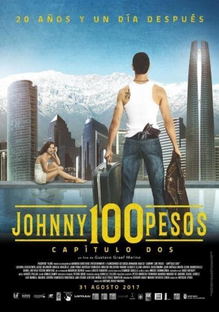 强尼100块:浪子回头海报