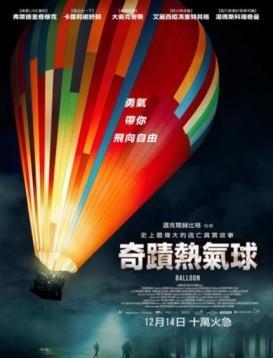 气球/奇迹热气球海报