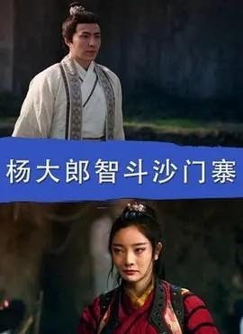 杨大郎智斗沙门寨海报