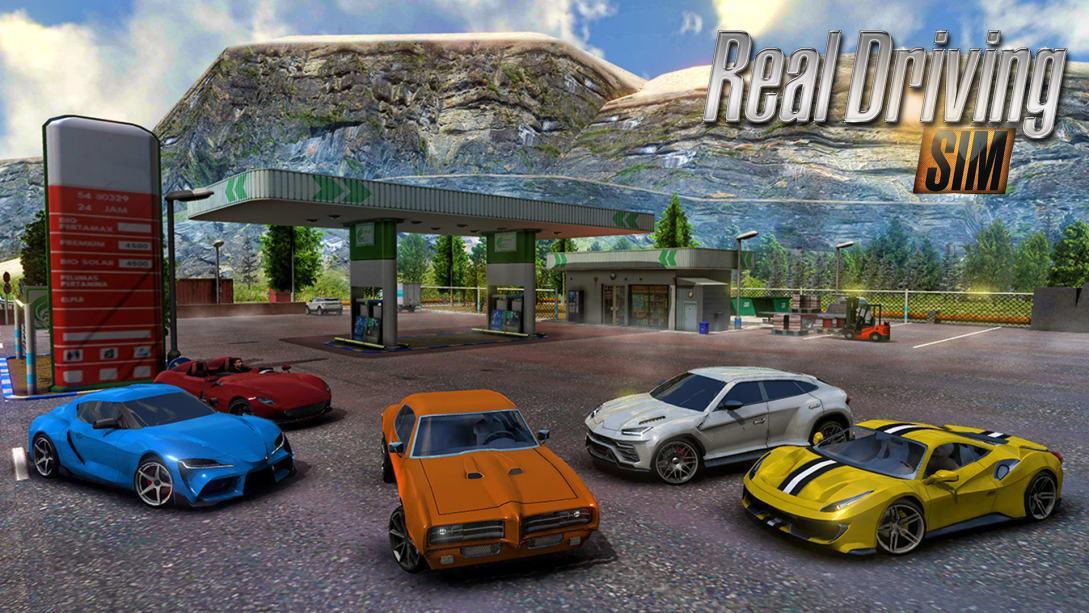 真实驾驶模拟(Real Driving Sim)插图5
