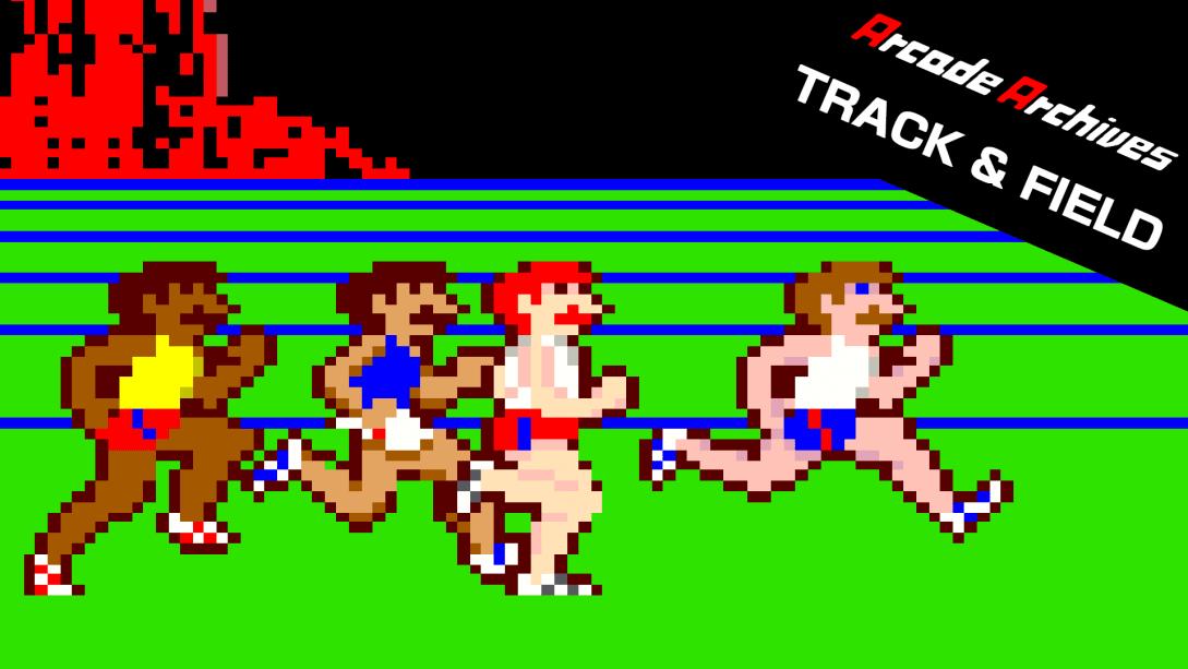 [补链]街机博物馆:田径赛(Arcade Archives TRACK&FIELD)插图5