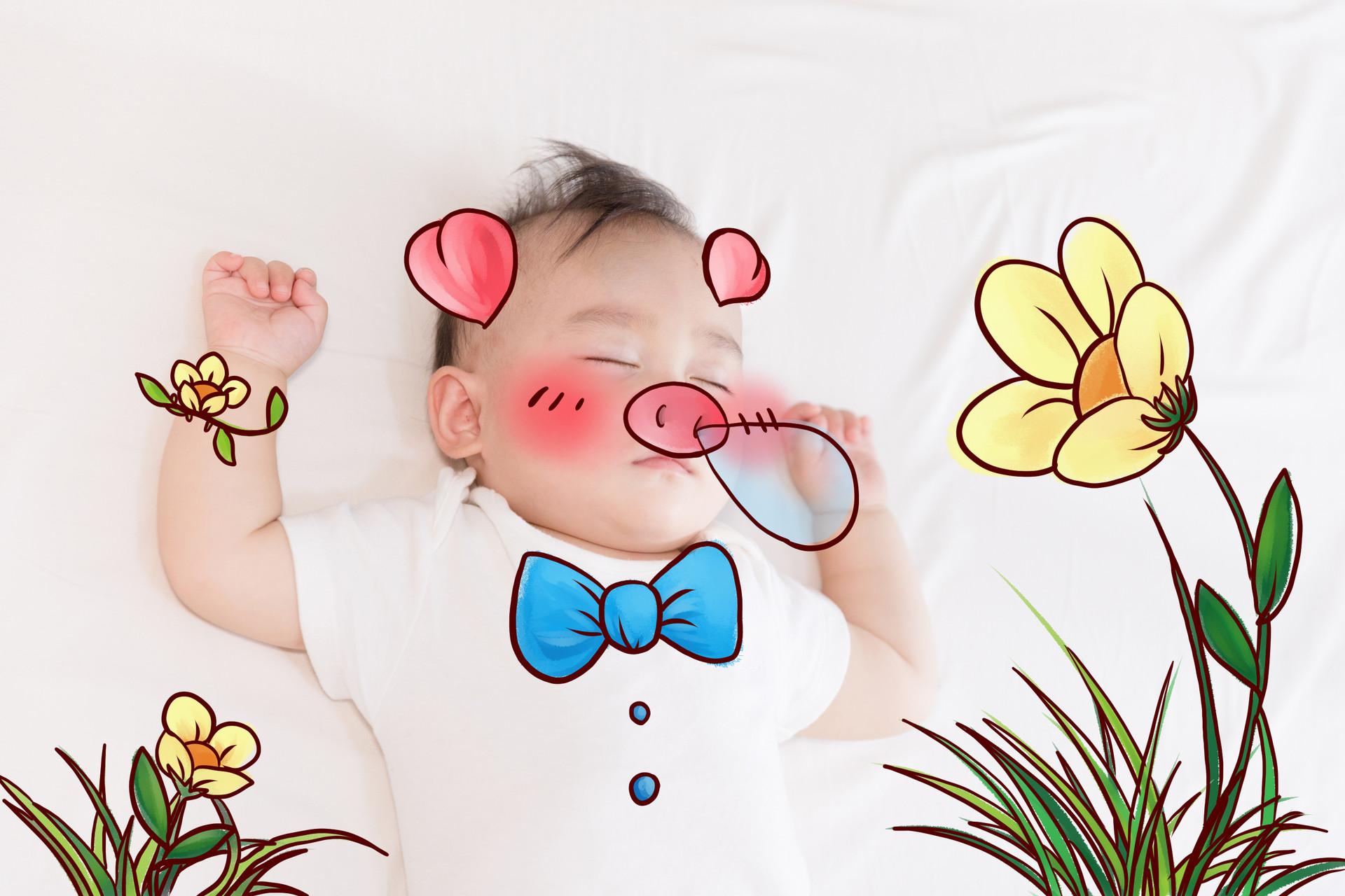 3个月宝宝发育指标,1~3个月孩子营养影响生长喂养要点